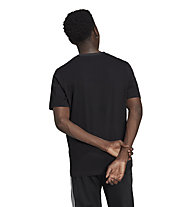 adidas Originals SPRT Foundation Graphic - T-shirt - Herren, Black/Multicolor