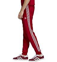 adidas Originals SST Trackpants - Trainingshose - Herren, Red
