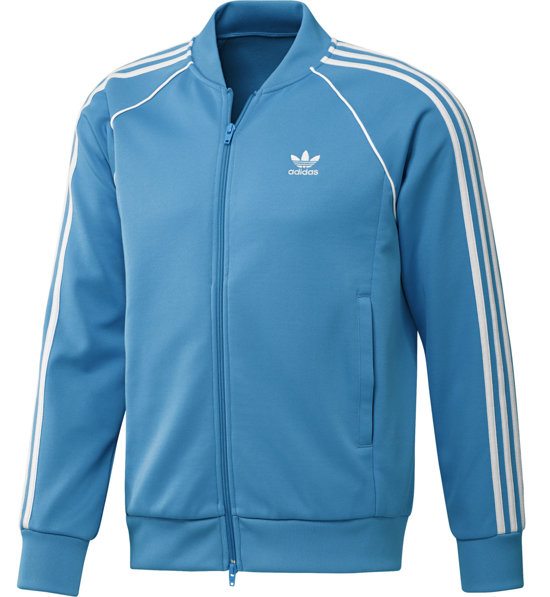 adidas Originals womens Superstar Track Top Jacket at Amazon