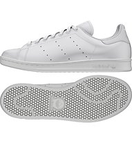 Adidas Originals Stan Smith Turnschuh Halle, White
