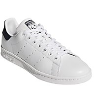 adidas Originals Stan Smith - Sneaker - Herren, White/Dark Blue