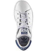 adidas Originals Stan Smith C - sneakers - bambino, White/Blue