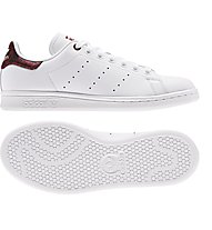 adidas Originals Stan Smith - Sneakers - Damen, White/Red