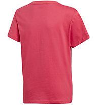 adidas Originals Tee - T-shirt - bambina, Pink