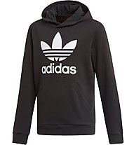 adidas Originals Trefoil - Kapuzenpullover - Kinder, Black