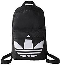 Adidas Originals Classic Trefoil Tagesrucksack, Black