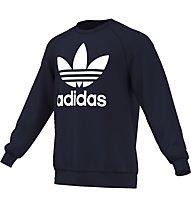 Adidas Originals Trefoil Crew Freizeitpullover, Ink
