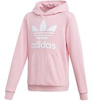 adidas Originals Trefoil Hoodie - Kapuzenpullover - Mädchen, Pink