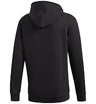 adidas Originals Trefoil Hoody - felpa con cappuccio - uomo, Black
