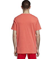 adidas Originals Trefoil - T-shirt fitness - uomo, Orange