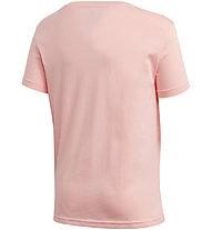 adidas Originals Trefoil Tee - T-Shirt - Kinder, Pink