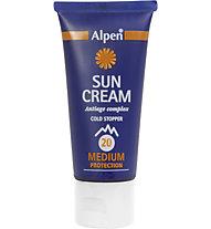 Alpen Sun Cream F20 - crema protezione solare, 0,030
