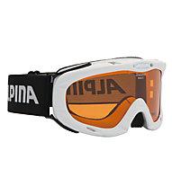 Alpina Ruby - Skibrille, White