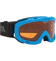 Alpina Ruby - Skibrille - Kinder, Blue