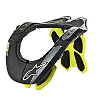 Alpinestars Bns Tech-2 - collare, Black/Yellow