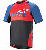 Alpinestars Drop 8.0 - maglia MTB - uomo, Red/Black/Light Blue