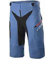 Alpinestars Drop 8.0 - pantaloni MTB - uomo, Light Blue/Black
