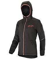 Alpinestars Stella Denali - giacca MTB - donna, Black/Red