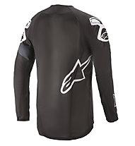 Alpinestars Techstar LS Jersey - Mountainbikeshirt langarm - Herren, Black