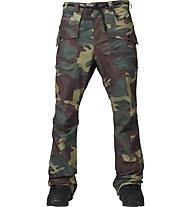 Analog Field Pant Pantaloni lunghi Snowboard, Surplus Camo