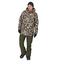 Analog Frazier - Snowboardjacke - Herren, Green