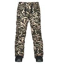 Analog Thatcher - pantaloni da sci - uomo, Green/Brown