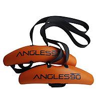 Angles 90 Angles 90 - impugnature ergonomiche con passanti, Orange