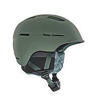 Anon Auburn - casco sci, Green