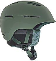 Anon Auburn - casco sci - donna, Green