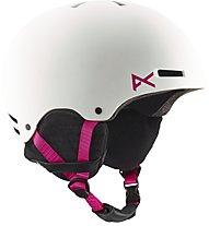 Anon Greta - Helm, White/Pink