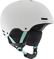 Anon Greta - Snowboard Helm (2016), White