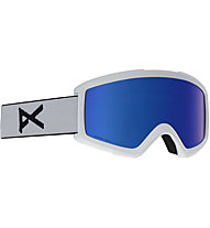 Anon Helix 2 Sonar With Spare Lens - maschera sci, White