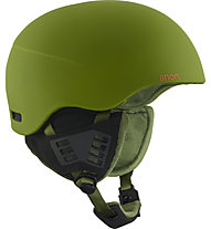 Anon Helo 2.0 - casco freeride, Green