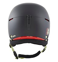Anon Highwire - Skihelm, Black/Green