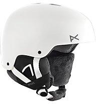 Anon Lynx - Casco Snowboard, White