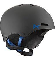 Anon Raider - casco freeride, Black/Blue