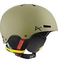Anon Raider - casco freeride, Hemp