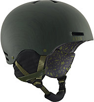 Anon Raider - Freeridehelm, Dark Green
