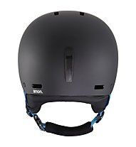 Anon Raider 3 - casco sci - uomo, Black