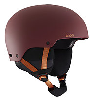 Anon Raider 3 - casco sci - uomo, Red