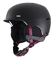 Anon Raven - Skihelm - Damen, Black