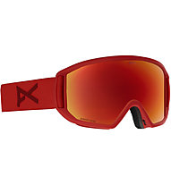 Anon Relapse - Skibrille, Red