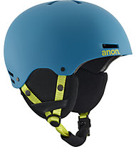 Anon Rime - Freeridehelm - Kinder, Blue