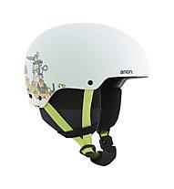 Anon Rime 3 - casco sci e snowboard - bambino, Blue