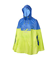 Apura Drop Regencape, Blue/Lime