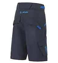 Apura Spaceelement Kinder-Radhose, Grey/Blue