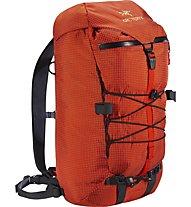 Arc Teryx Alpha AR 20 - Rucksack Bergsteigen und Klettern, Red