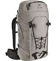 Arc Teryx Alpha AR 35 - Rucksack für Bergsteigen und Klettern, Grey