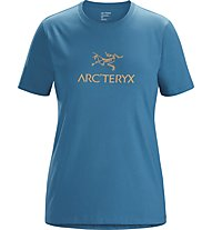 Arc Teryx Arc'Word - T-Shirt - Damen, Blue