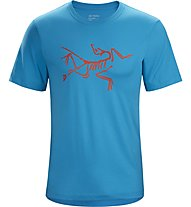 Arc Teryx Archaeopteryx - T-Shirt - Herren, Light Blue